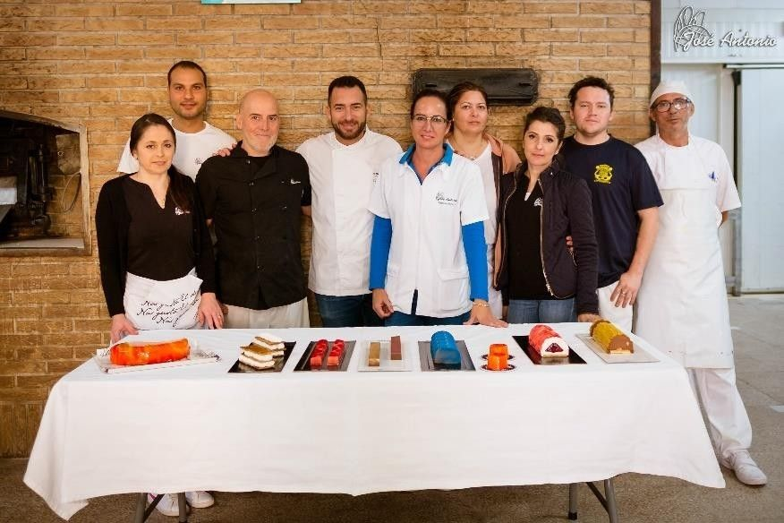 Curso del Maestro Chocolatero David Pallás1