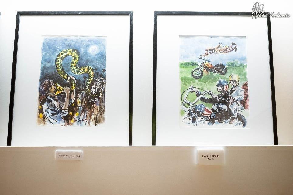 Gallery nuestra exposición de Arte en nuestra Panadería de Pilar de la Horadada2