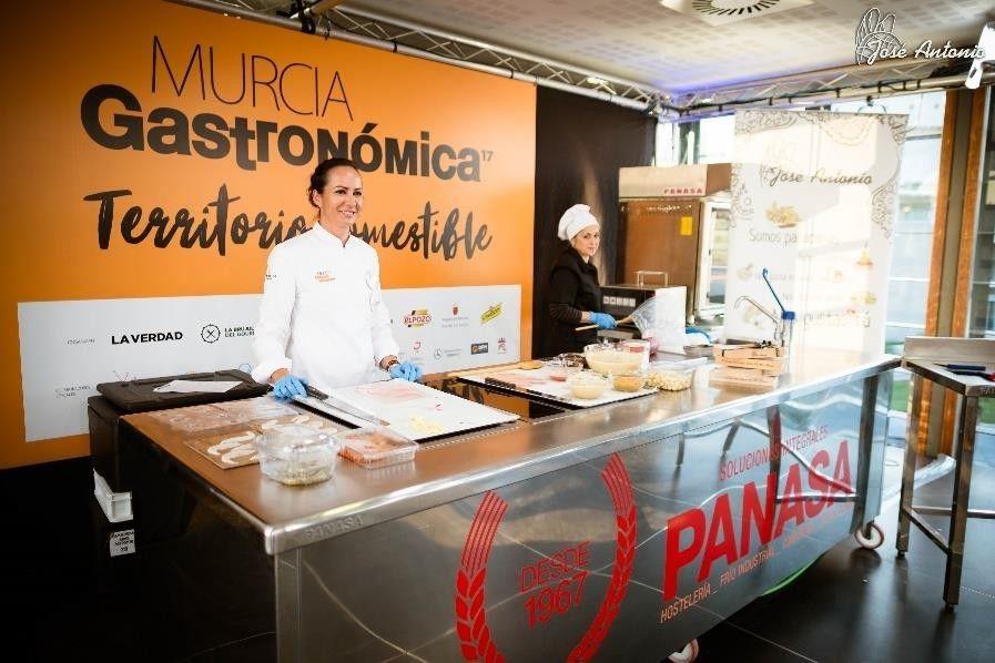 Langostino del Mar Menor en GastroVega Baja Murcia Gastronómica y FITUR 2018 3