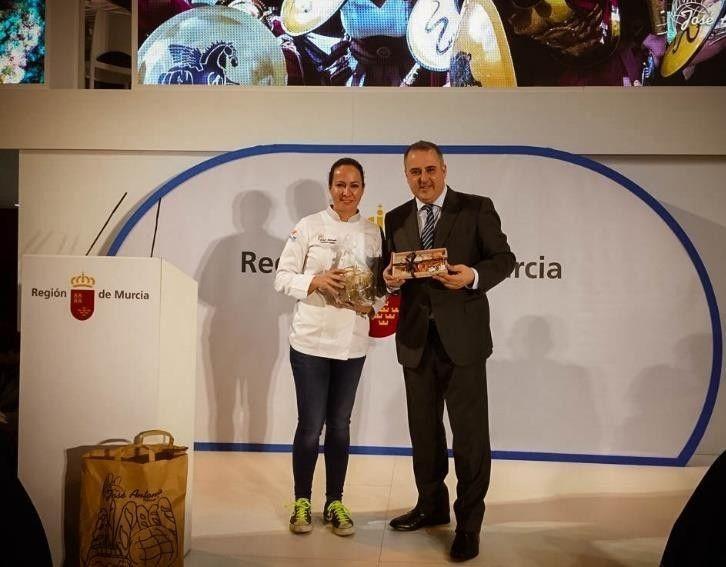 Langostino del Mar Menor en GastroVega Baja Murcia Gastronómica y FITUR 2018 5