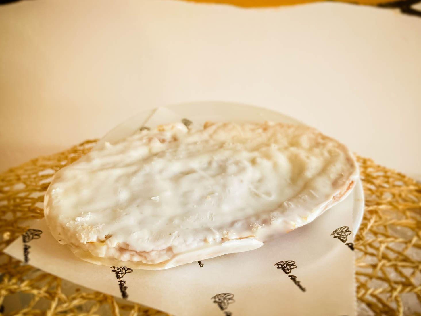 Palmera choco blanco
