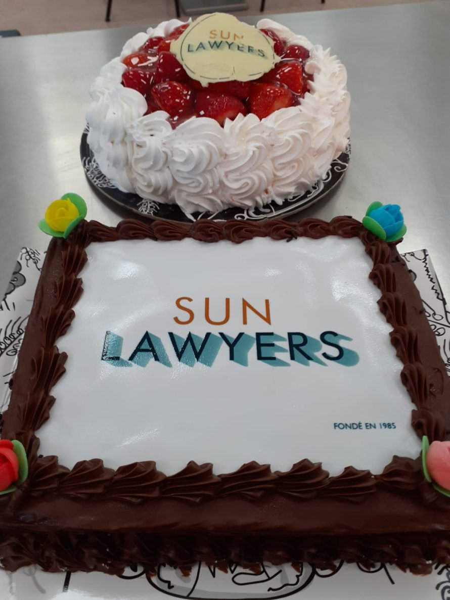 Tartas Corporativas Sun Lawyers