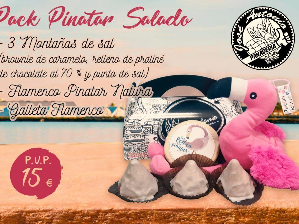 Pack Pinatar Salado